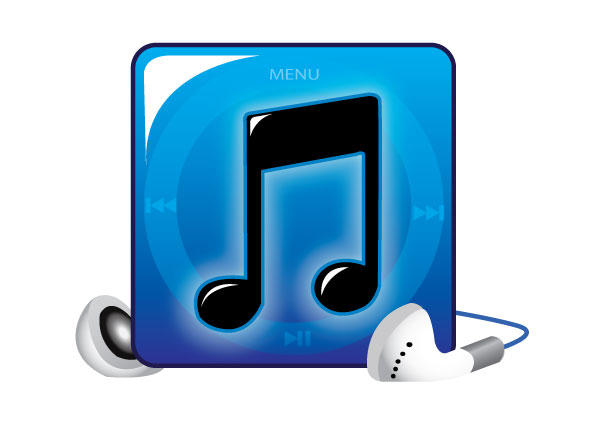 iTunes Icon Vector Free