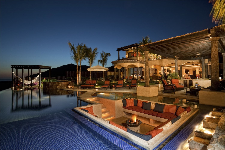 Luxury Back Yard Design Ideas