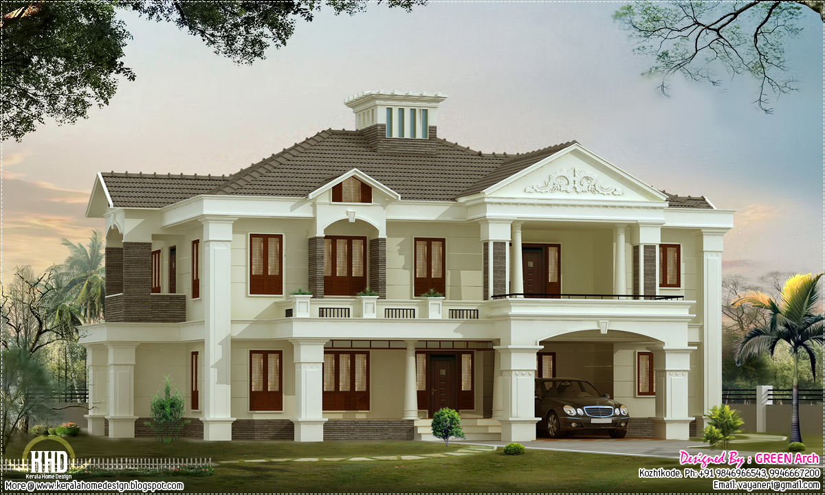 16 Luxury Home Designs Images Luxury House Plans Designs Luxury