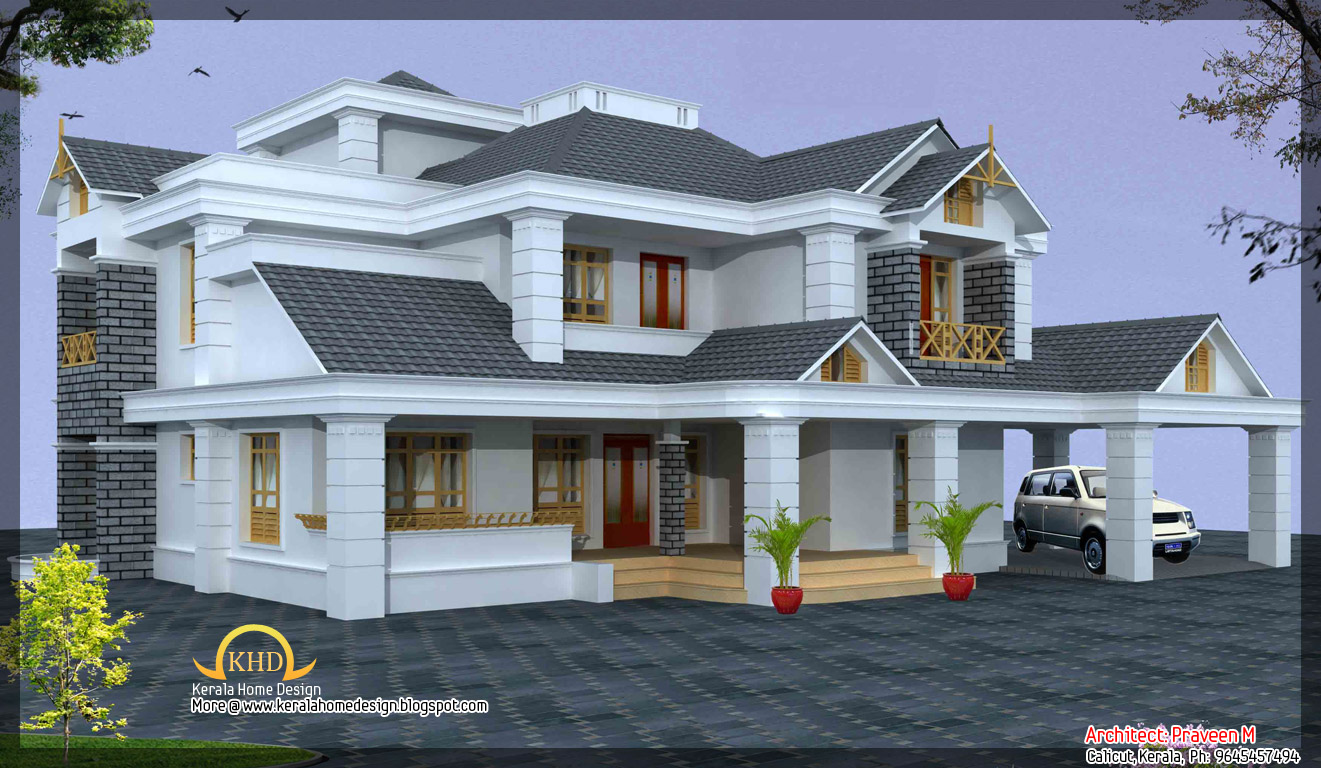 Luxury Home Plans Designs