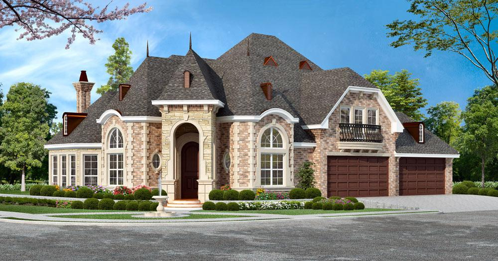 Luxury House Plans Designs