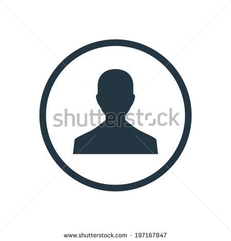 Male Profile Icon