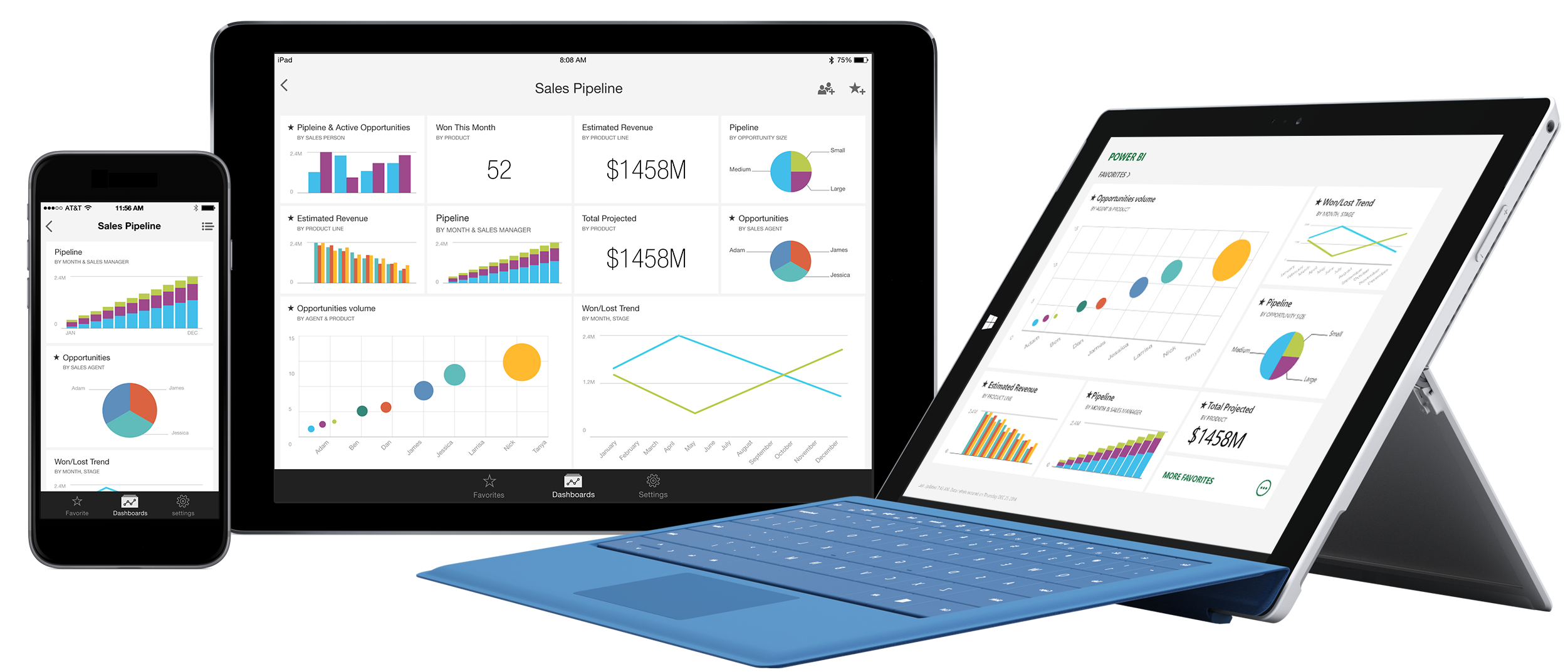 7 Microsoft Power Bi Icon Images