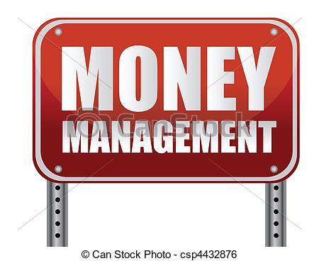 Money Management Clip Art
