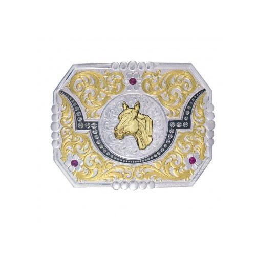 Montana Silver Belt Buckles