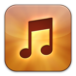 MP3 Music Downloads Icons