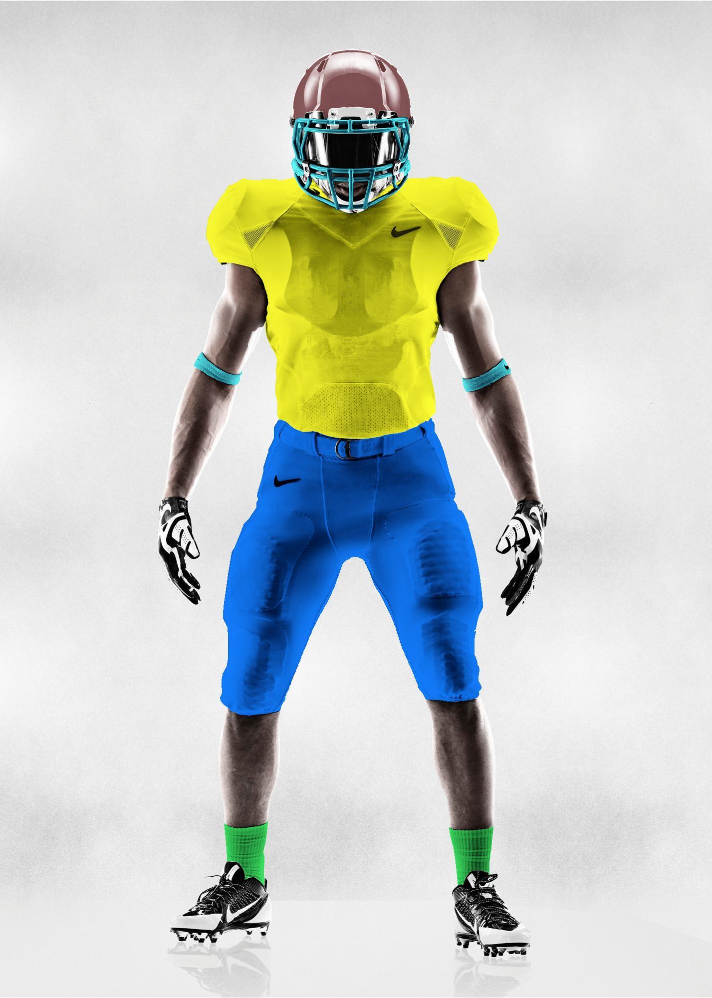 Nike Football Psd Template