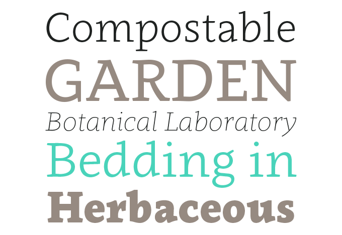 15 Most Popular Fonts Of 2013 Images