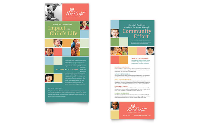 Sample Rack Card Template