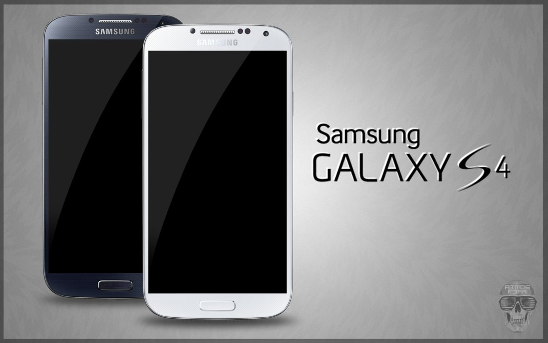 9 Samsung Galaxy S4 PSD Images