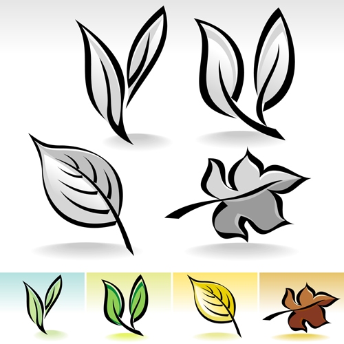 Simple Leaf Vector Free