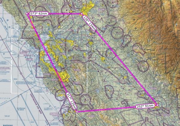 Sky Zone Map