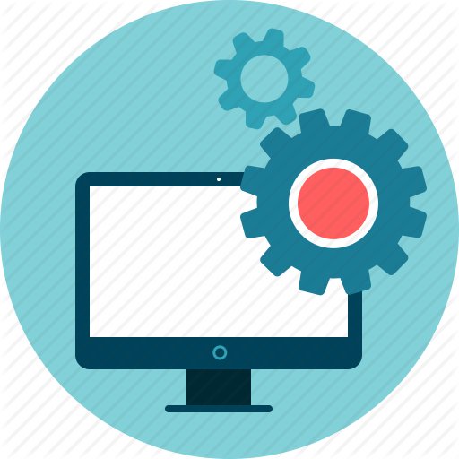 Software Application Development Icon