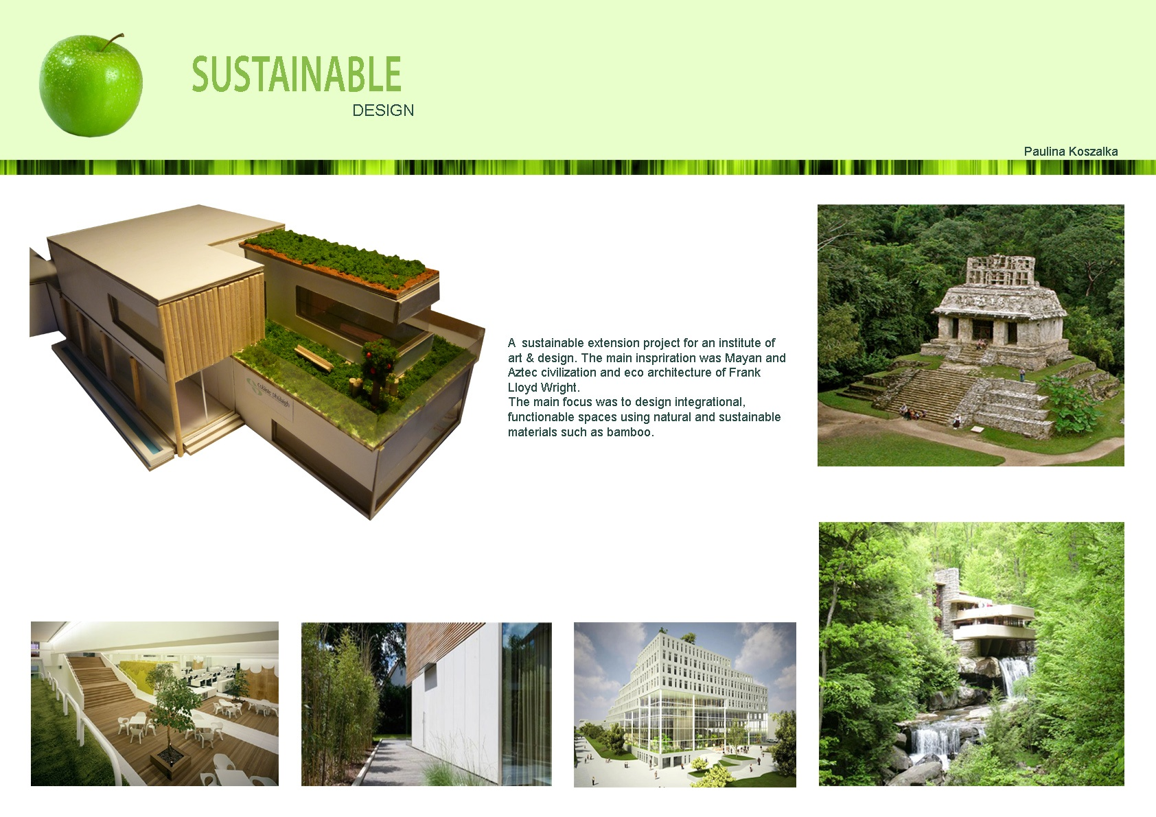 Sustainable Architecture Design