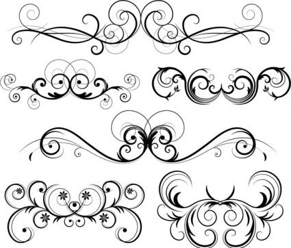 Swirl Vector Free Download