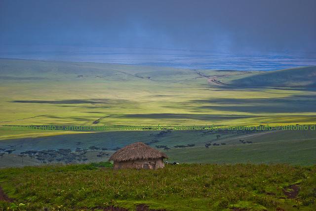 Tanzania Africa Landscape