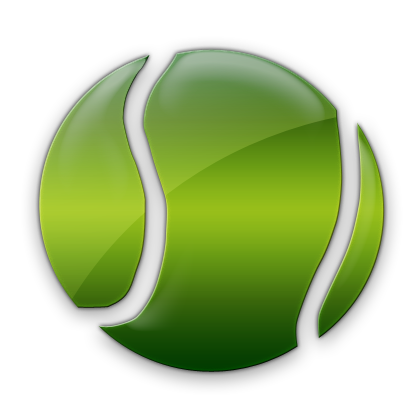 10 green ball icon images tennis ball icon green bullet
