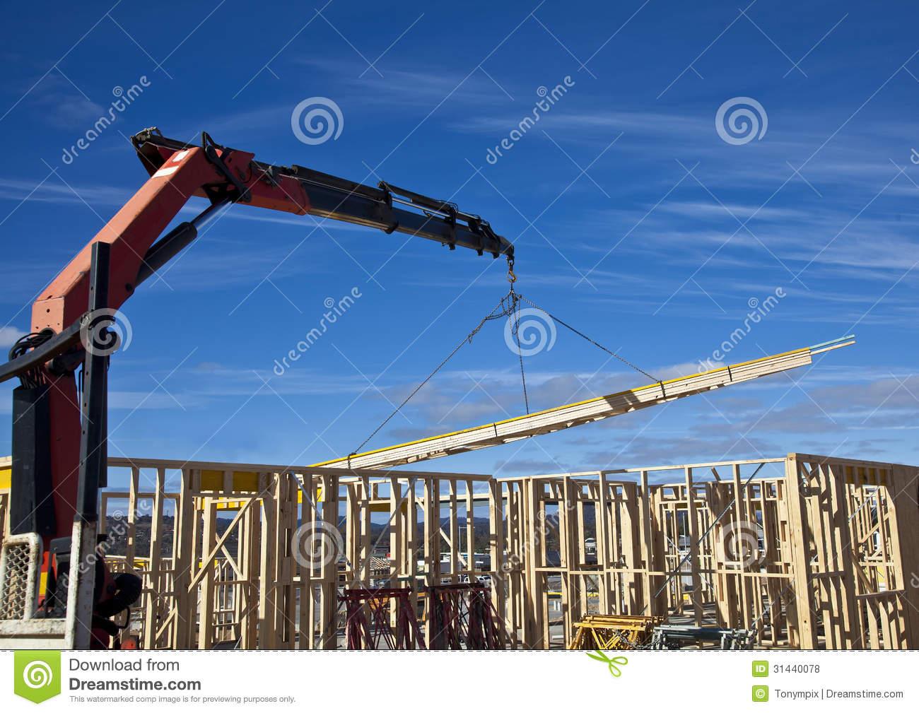 Truss Crane Lift