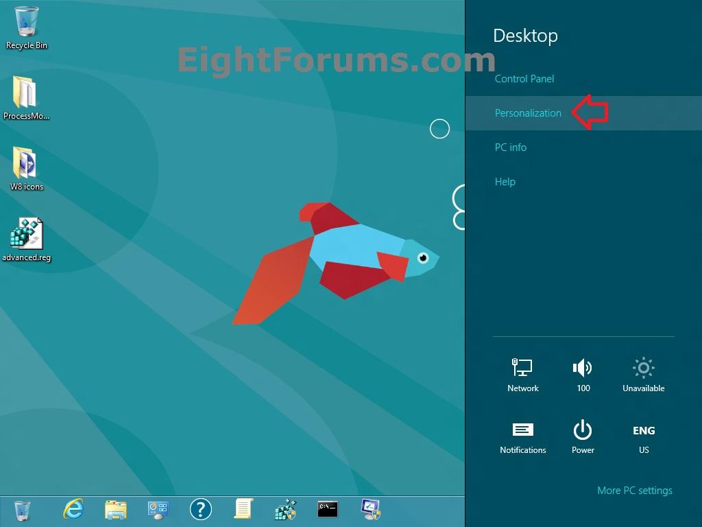 Windows 7 Missing Desktop Icons