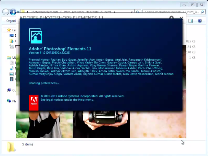 adobe premiere elements 11 free download with crack