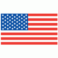 15 Vertcal American Flag Vector Free Images