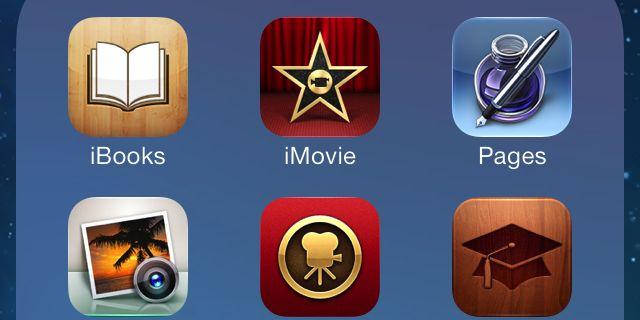 Apple iPhoto App Icon
