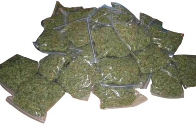 Bag of Weed PSD