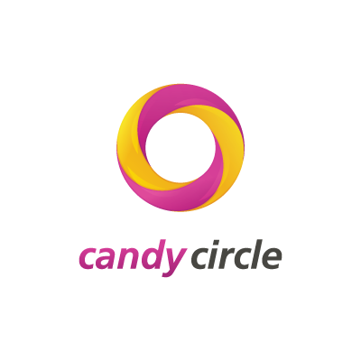 Candy Logos with Circle