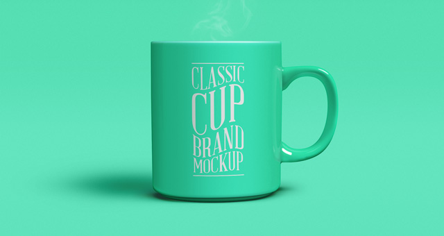 Coffee Mug Free Mockup Templates