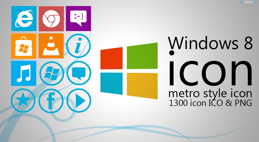Custom Windows 8 Tile Icons
