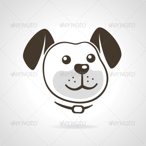 Dog Smiling Icon