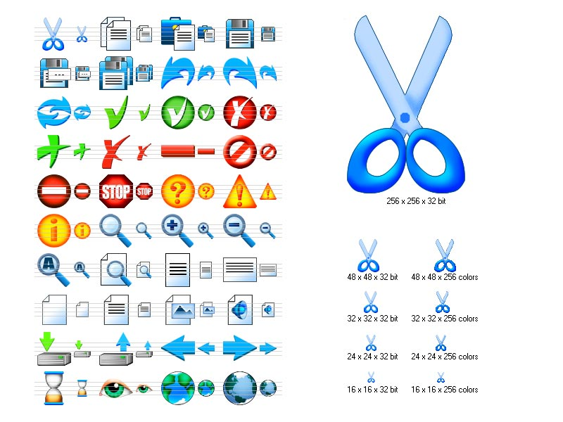 15 Computer Toolbars Icons Images