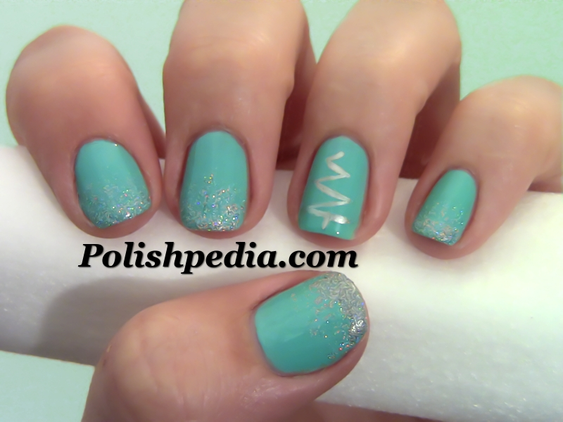 12 Easy Christmas Nail Designs For Short Nails Images