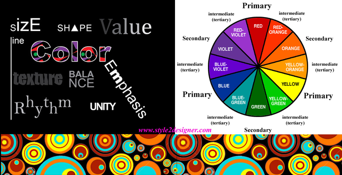Elements And Principles Of Design Colour : Elements of design color images wheel
