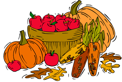 Fall Harvest Festival Clip Art Free