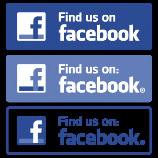 Find Us On Facebook Logo Vector