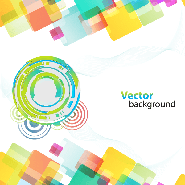 17 Free Abstract Vector Shapes Images