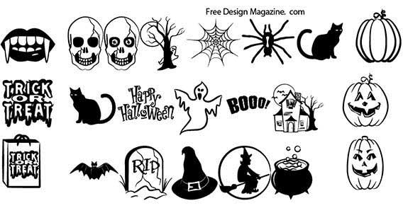Free Halloween Vector Clip Art