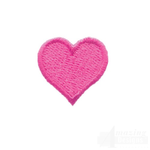 9 Heart Embroidery Design Images