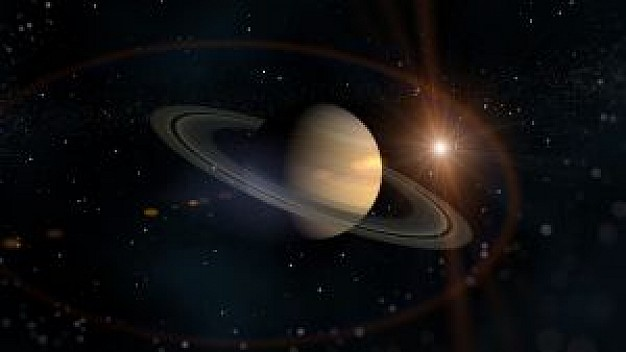 8 Planet Saturn PSD Images