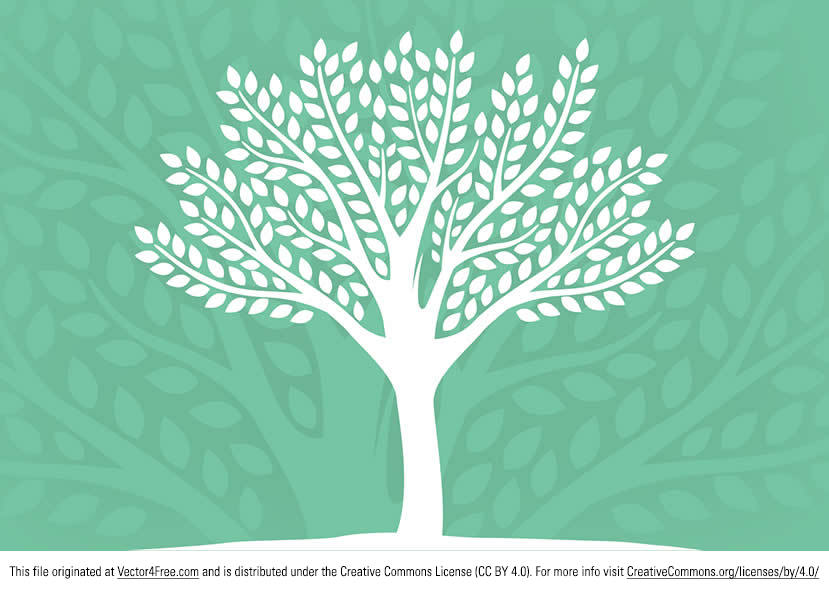 Free Vector Graphic Tree Trunk