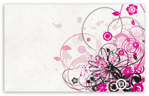 Graphic Wallpaper Vector Art