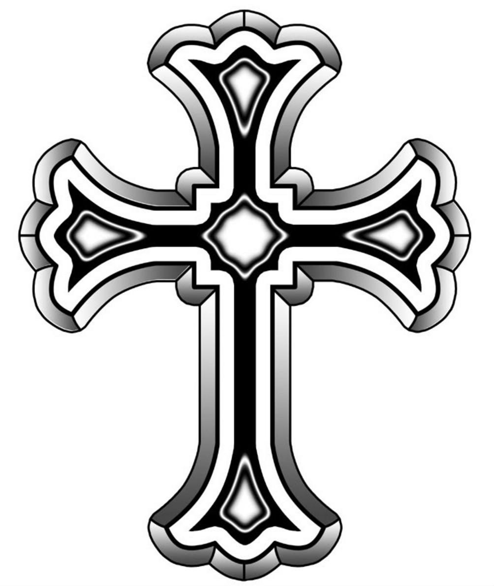 18 Cross Art Designs Images