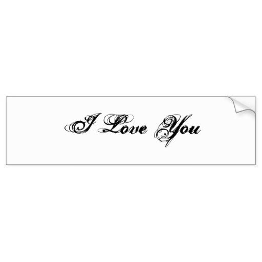 i love you in cursive font - photo #37