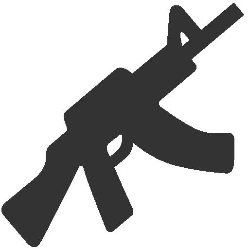 Icons Military Rifle