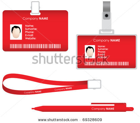 11 Name Tag Vector Images