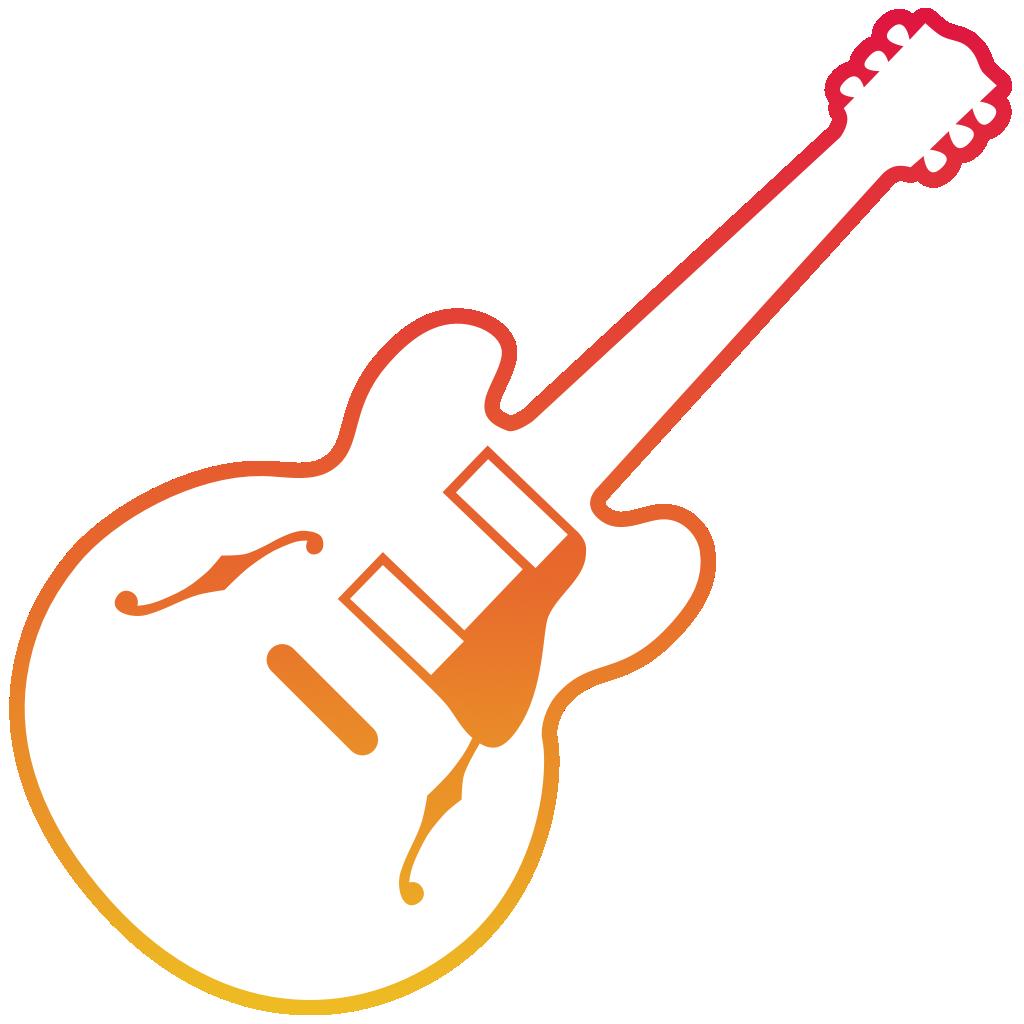 iOS 7 GarageBand Icon