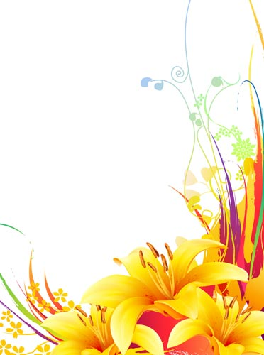 13 lily vector designs images water lily clipartvector