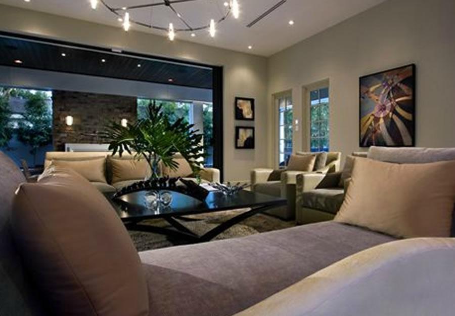 Living Room Interior Design Studio