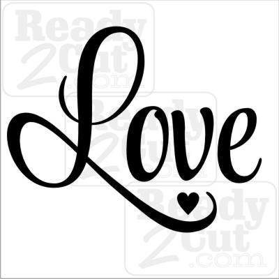 i love you in cursive font - photo #10